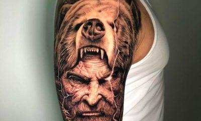 Axl Rojas tatuaje