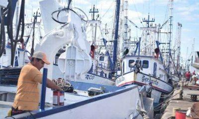 flota pesquera del pacífico