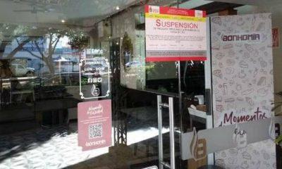 clausura restaurante Culicán