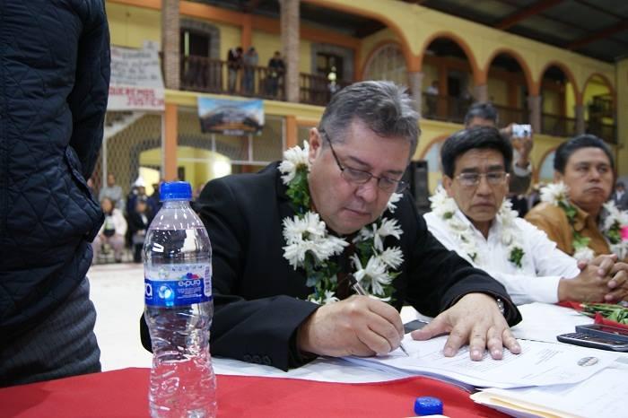 Martínez Veloz alcaldía de Tijuana