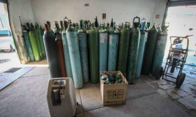 oxígeno tanques san miguel