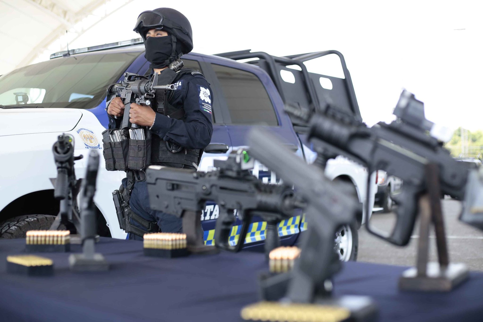 Guanajuato Seguridad pública