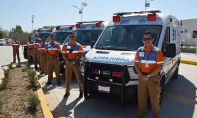 ambulancias sistema de urgencias