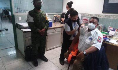 Médicos vacuna Chihuahua