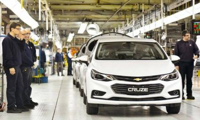 General Motors producción