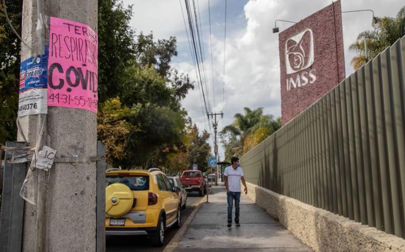 hospitales Covid Michoacán
